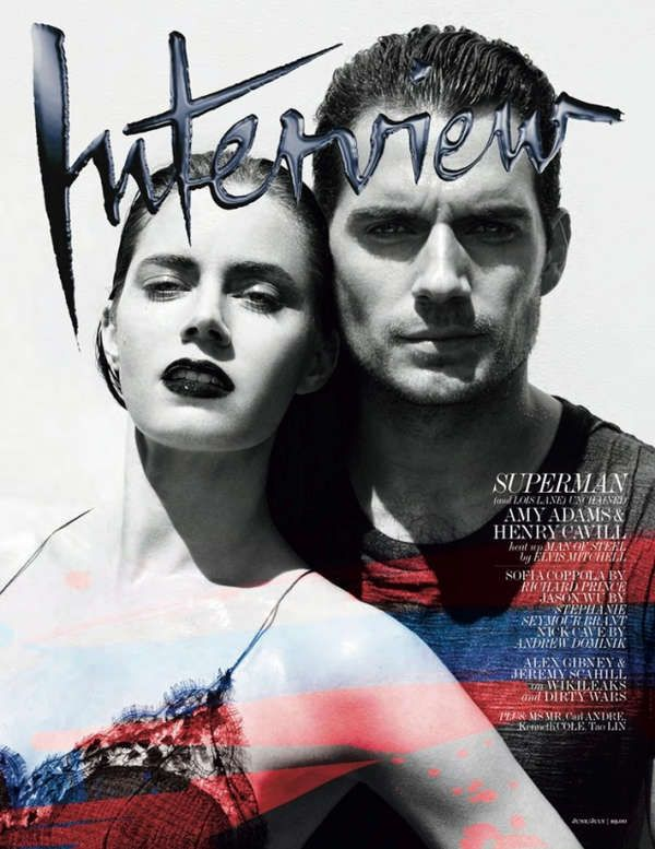 interview mag man of steel